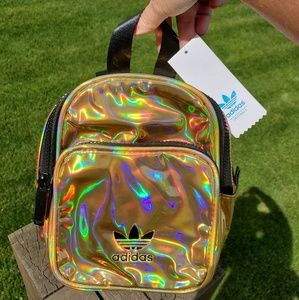 Adidas Holographic Mini backpack